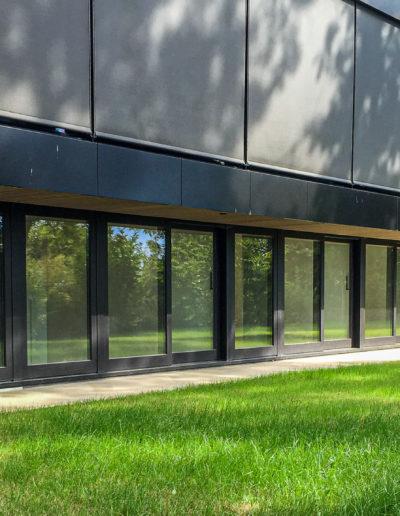 Fenêtre bois-métal